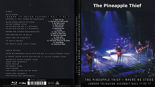 The Pineapple Thief - Where We Stood