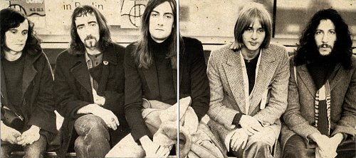 Fleetwood Mac - Love That Burnst. The Blues Years (2017)
