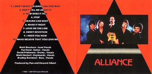 Alliance - Alliance (1982)