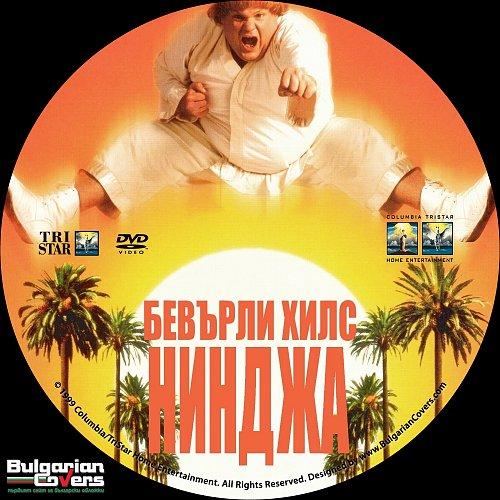 Ниндзя из Беверли Хиллз / Beverly Hills Ninja (1996)