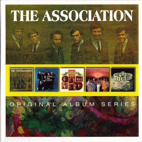 Assotiation, The - Original Album Series (2016) - 5CD