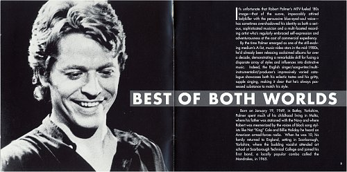 Robert Palmer - Best Of Both Worlds. Anthology 1974-2001 (2002)