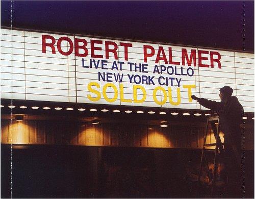 Robert Palmer - Live At The Apollo (2001)