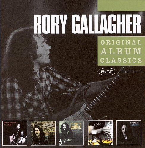 Rory Gallagher - Original Album Classics (2008)