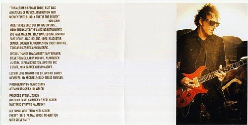 Neal Schon (Jorney) - The Calling (2012)
