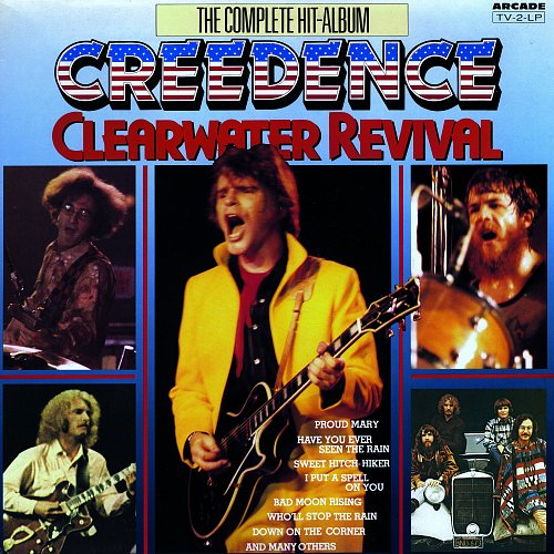 Creedence Clearwater Revival - The Complete Hit-Album (1991)