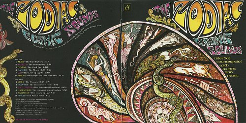 Zodiac, The - Cosmic Sounds (1967)