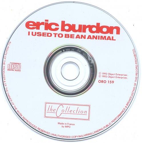 Eric Burdon - I Used To Be An Animal (1988)