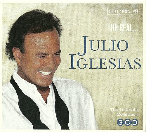 Julio Iglesias - The Real... Julio Iglesias (2017)