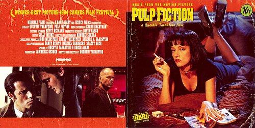Pulp Fiction (1994, Soundtrack)