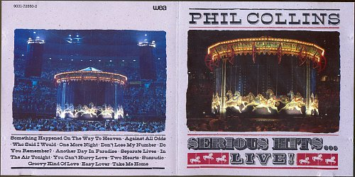 Phil Collins - Serious Hits... Live! (1990)
