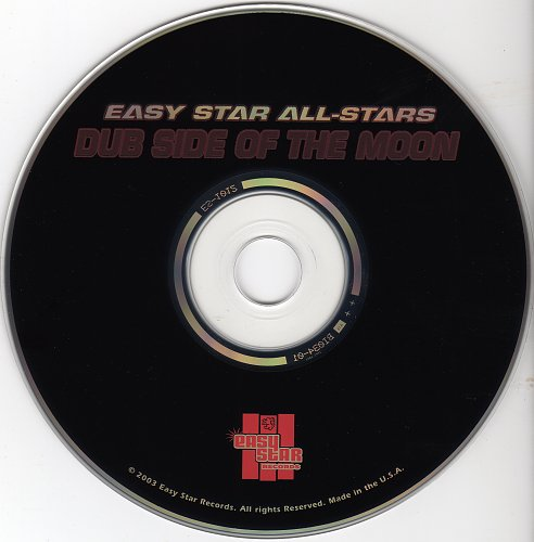 Easy Star All-Stars - Dubber Side of the Moon (2003)