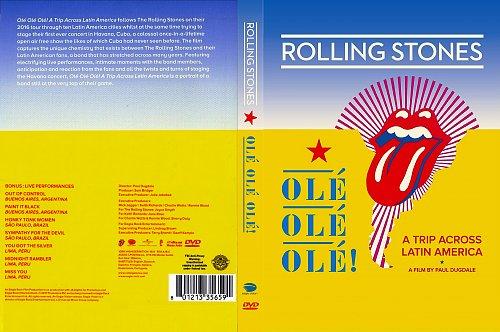 The Rolling Stones - Olé Olé Olé! A Trip Across Latin America (2017)