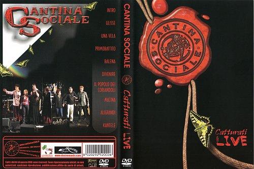 Cantina Sociale - Catturati Live (2005)