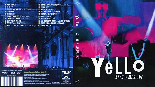 Yello: Live in Berlin (2017)