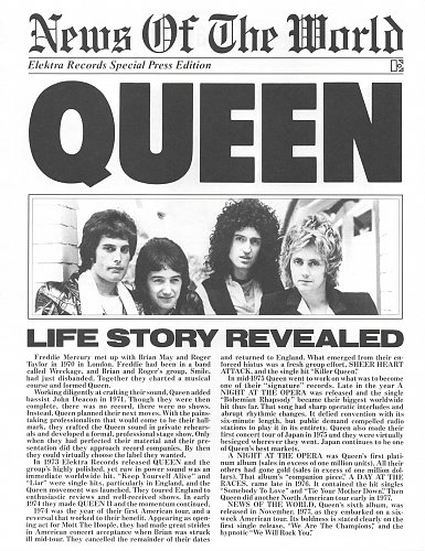Queen - News Of The World (40th Anniversary Edition) 2017