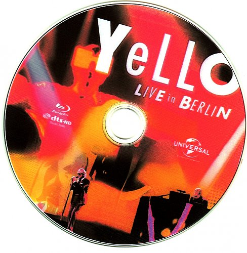 Yello - Live in Berlin 2017