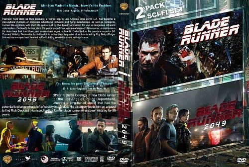 Бегущий по лезвию / Бегущий по лезвию 2049 / Blade Runner / Blade Runner  2049 (1982-2017)