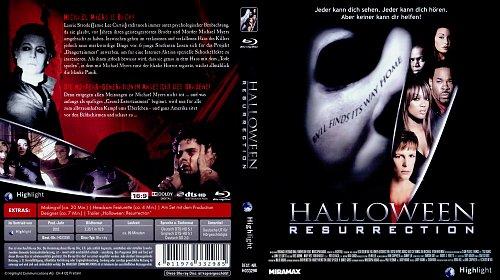Хэллоуин: Воскрешение / Halloween: Resurrection(2002)