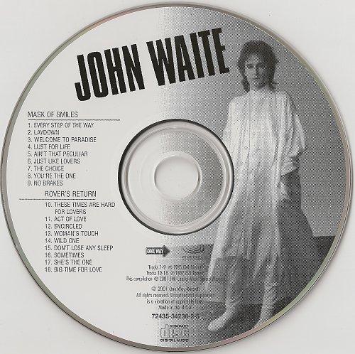 John Waite (Bad English) - Mask of Smiles / Rover's Return (1985, 1987)