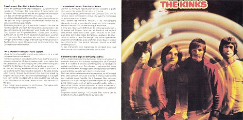 Kinks, The - The Kinks Are The Village Green Preservation Society (1968)