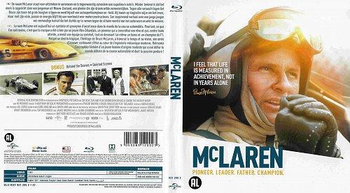 Макларен / McLaren (2017)