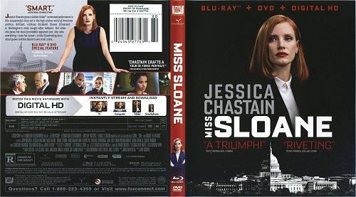 Мисс Слоун / Miss Sloane (2016)