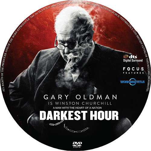 Тёмные времена / Darkest Hour (2017)