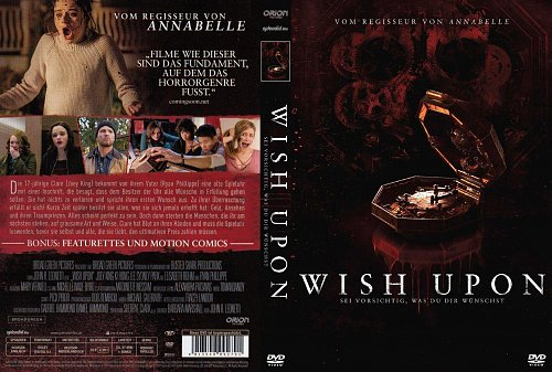 Шкатулка / Wish Upon (2017)