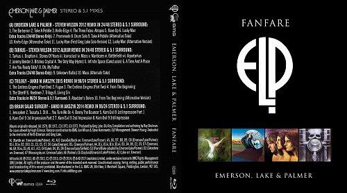Emerson, Lake & Palmer - Fanfare (2017)