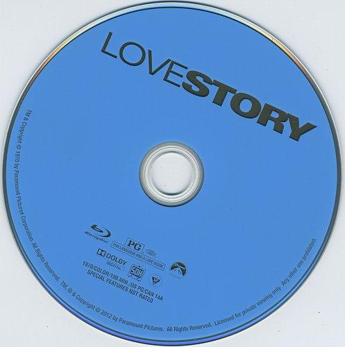 История любви / Love Story (1970)