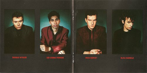 Nick Cave & The Bad Seeds - The Good Son (1990)
