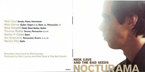 Nick Cave & The Bad Seeds - Nocturama (2003)