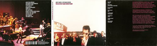 Nick Cave & The Bad Seeds - Live At The Royal Albert Hall (2008)