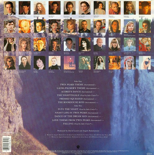 Music from Twin Peaks (1990)