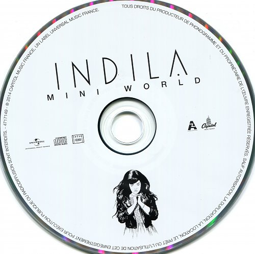 Indila - Mini World (2015)