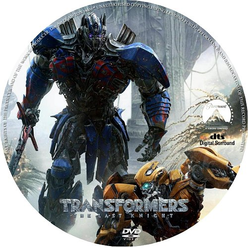 Трансформеры: Последний рыцарь / Transformers:The Last Knight (2017)