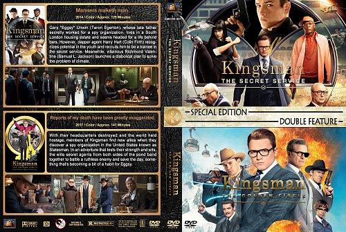 Kingsman 2в1 / Kingsman collection (2015-2017)