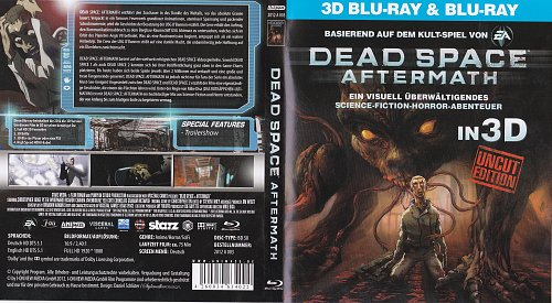 Dead Space: Последствия / Dead Space: Aftermath (2011)