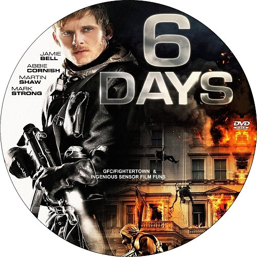6 дней / 6 Days (2017)