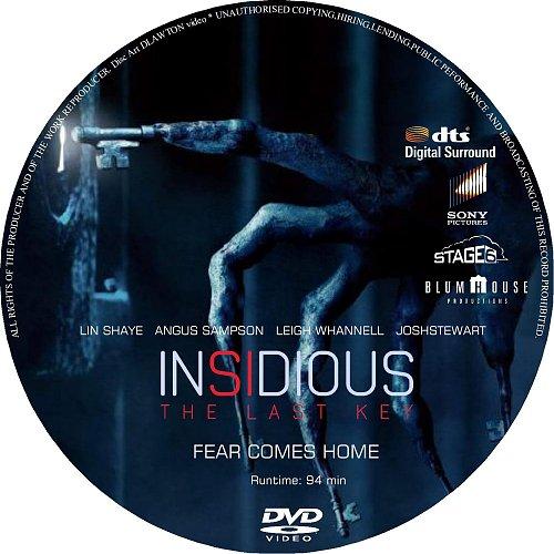 Астрал 4: Последний ключ / Insidious: The Last Key (2017)