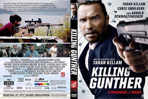 Убить Гюнтера / Killing Gunther (2017)