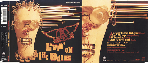 AEROSMITH - Livin' On The Edge [1993]