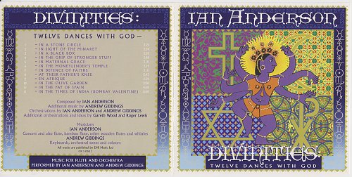 Ian Anderson - Divinities: Twelve Dances With God (1995)