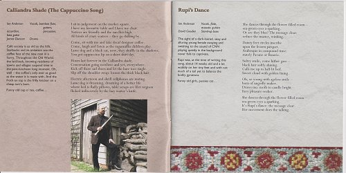 Ian Anderson - Rupi's Dance (2003)