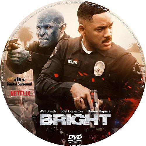 Яркость / Bright (2017)