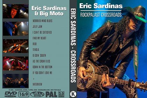 Eric Sardinas - Rockpalast Crossroads (2008)