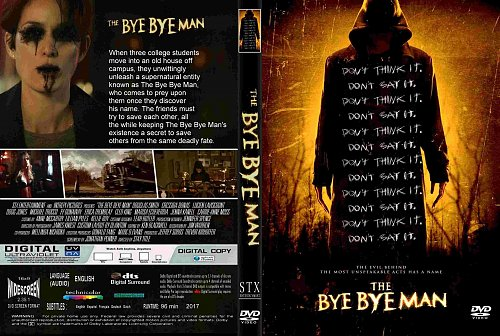 БайБайМэн / The Bye Bye Man (2016)