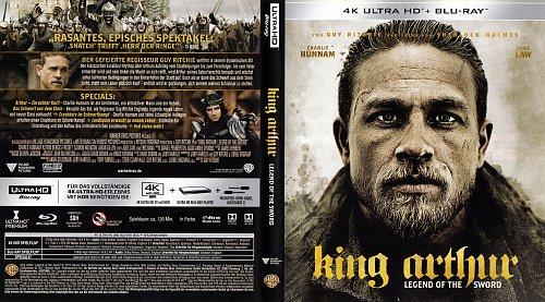 Меч короля Артура / King Arthur: Legend of the Sword (2017)