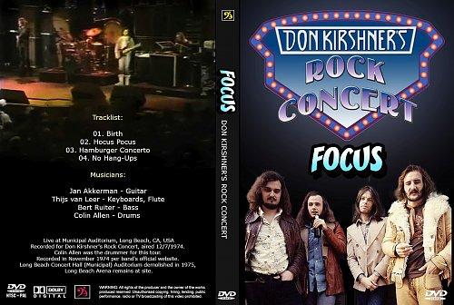 Focus - Don Kirshner's Rock Concert (1974)